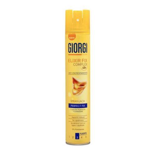 Laca Giorgi perfect fix.Droguería online,venta de productos de limpieza de las mejores marcas.Líderes en artículos de limpieza.