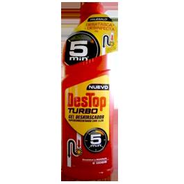 Desatascador destop turbo