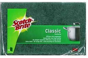 Estropajo fibra scotch-brite