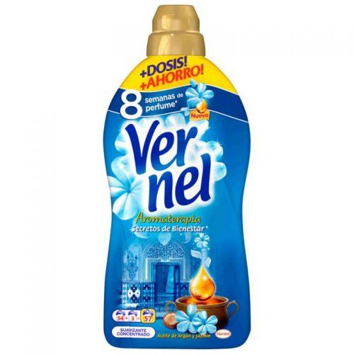 Suavizante Vernel Aromaterapia.Droguería online,venta de productos de limpieza de las mejores marcas.Líderes en artículos de limpieza.