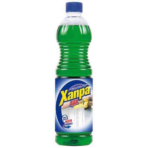Limpia suelos xanpa limón.Droguería online,venta de productos de limpieza de las mejores marcas.Líderes en artículos de limpieza.