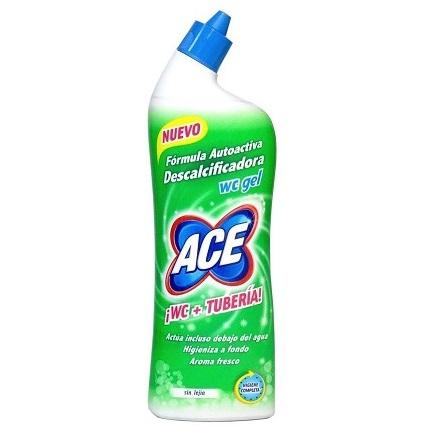 Ace wc gel + tuberías