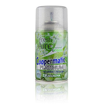 Coopermatic Natural Green