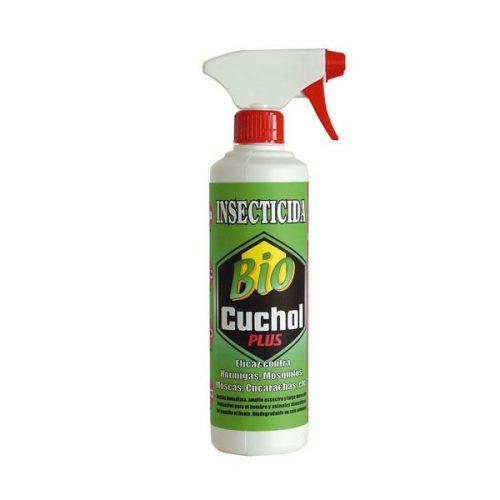 Insecticida Bio Cuchol Plus.Droguería online,venta de productos de limpieza de las mejores marcas.Líderes en artículos de limpieza.