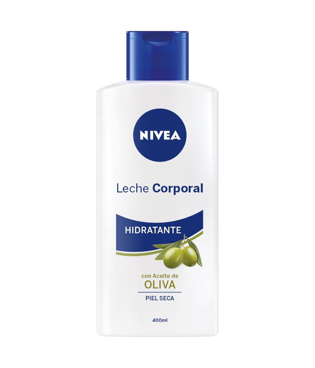 Nivea leche corporal oliva