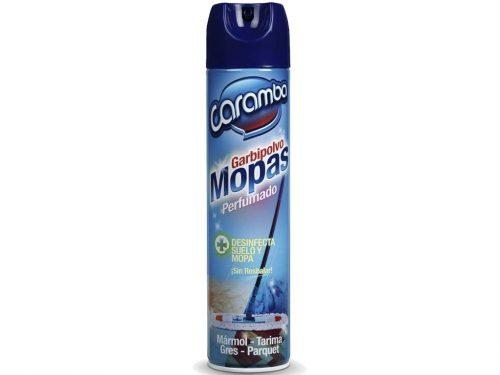 Caramba mopas perfumado.Droguería online,venta de productos de limpieza de las mejores marcas.Líderes en artículos de limpieza.