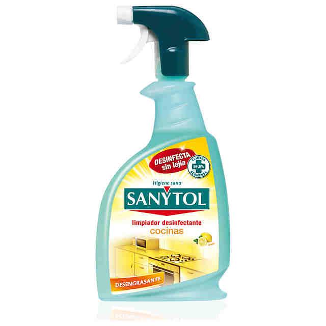 Limpiador cocinas sanytol