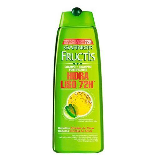 Champu Fructis Hidra Liso 72 H.Droguería online,venta de productos de limpieza de las mejores marcas.Líderes en artículos de limpieza.