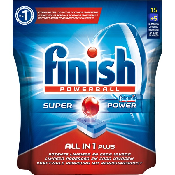 Finish Powerball Superpower