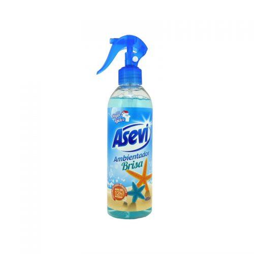 Asevi Ambientador Brisa.Droguería online, venta de productos de limpieza de las mejores marcas. Líderes en artículos de limpieza