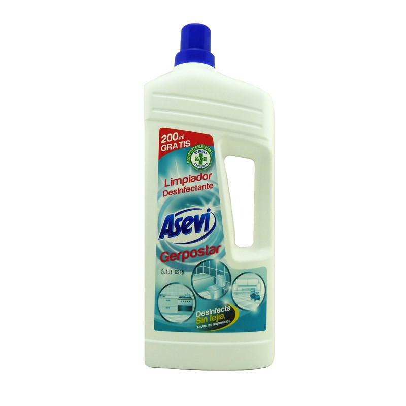 Asevi Limpiador Desinfectante