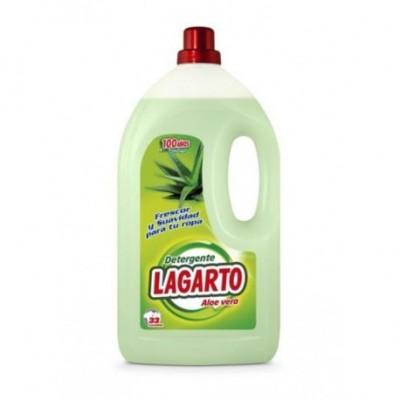 Detergente Lagarto Aloe Vera.Droguería online,venta de productos de limpieza de las mejores marcas.Líderes en artículos de limpieza.