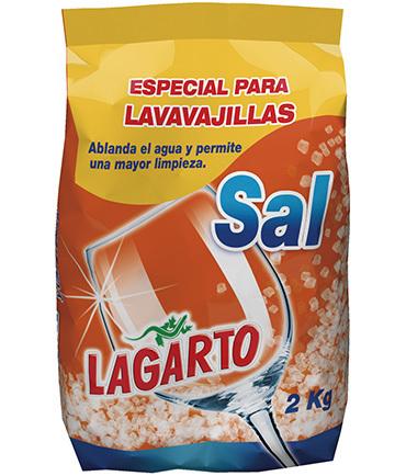 Sal Lavavajillas Lagarto