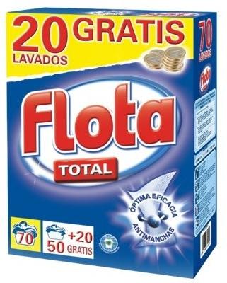 Detergente Flota Total