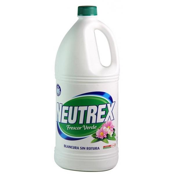 Lejía Neutrex Frescor Verde