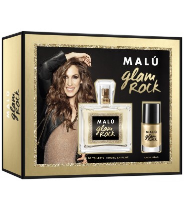 Colonia Malú Glam Rock