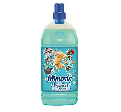 Suavizante Mimosin Colonia.Droguería online,venta de productos de limpieza de las mejores marcas.Líderes en artículos de limpieza.