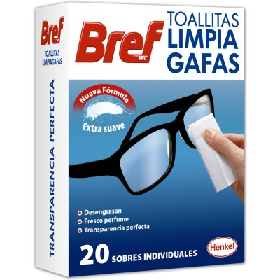 Bref Limpia Gafas