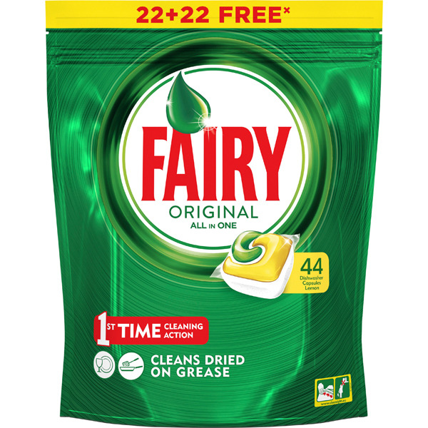 Fairy Original All In One 44 Cap