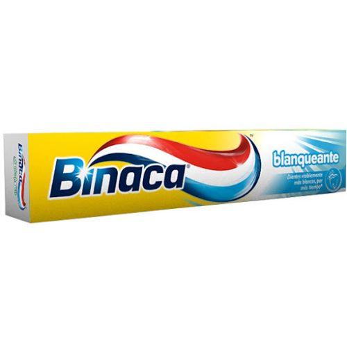 Binaca Blanqueante.Droguería online,venta de productos de limpieza de las mejores marcas.Líderes en artículos de limpieza.