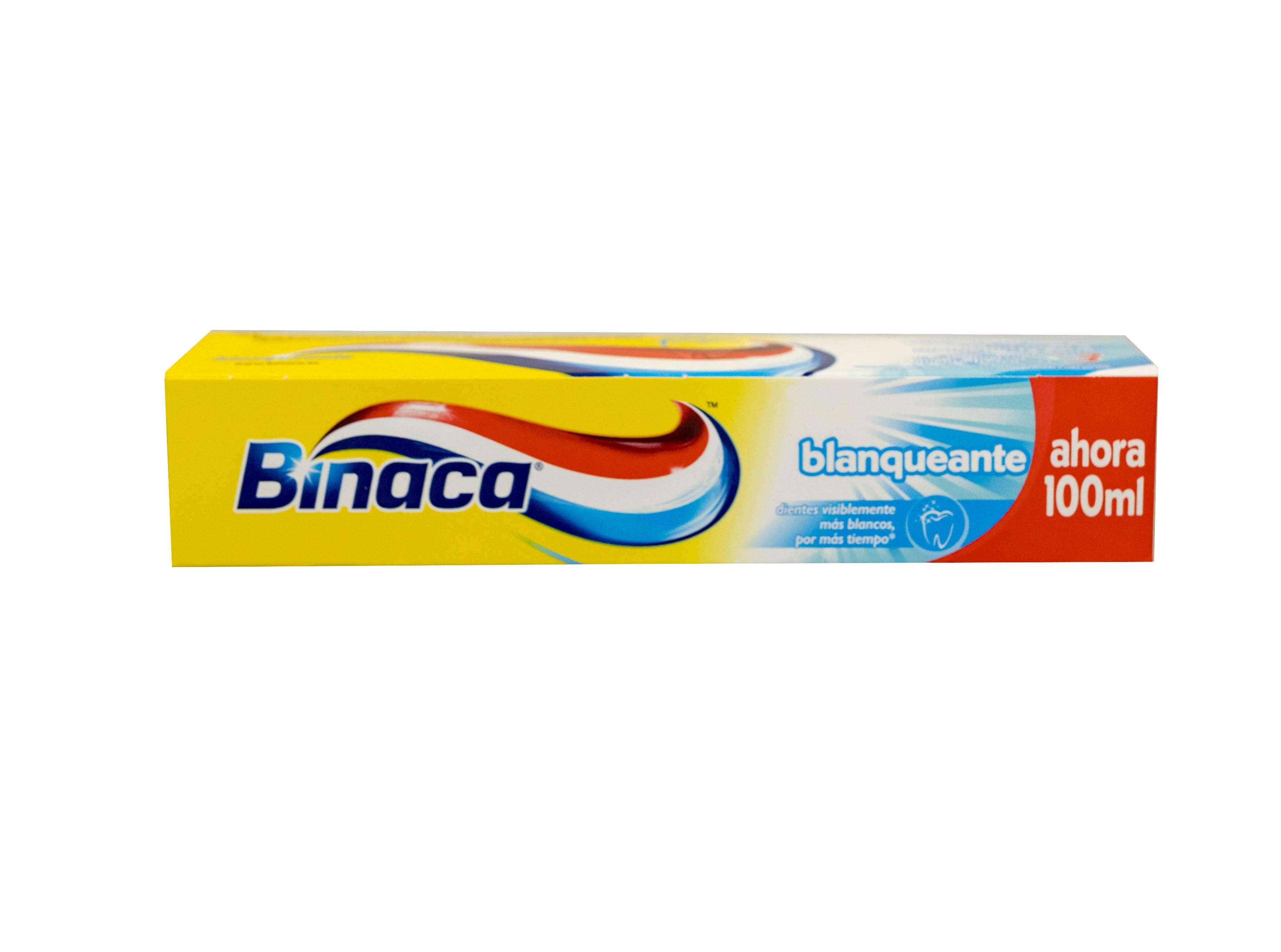 Binaca Blanqueante