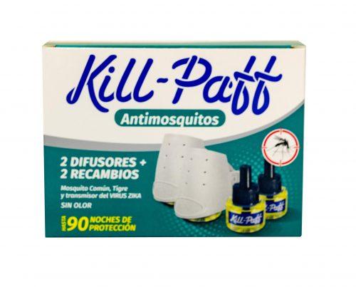 Kill Paff Antimosquitos.Droguería online,venta de productos de limpieza de las mejores marcas.Líderes en artículos de limpieza.
