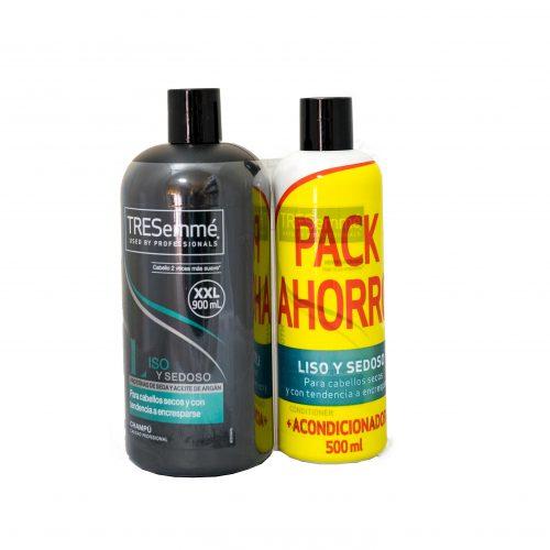 Tresemmé Liso y Sedoso.Droguería online,venta de productos de limpieza de las mejores marcas.Líderes en artículos de limpieza.