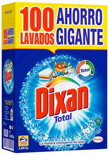 Dixan Maleta 100 lavados
