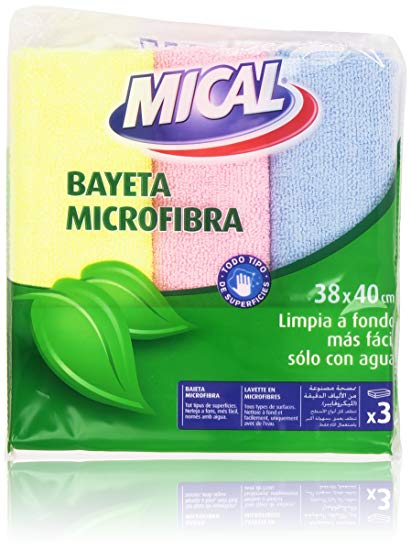 BAYETA MICROFIBRA MICAL