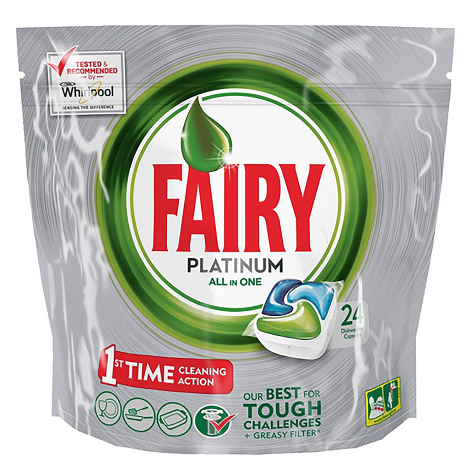 Fairy Platinum 24 Cap