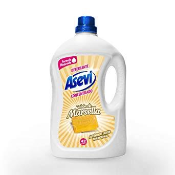 Detergente Asevi Jabón Marsella