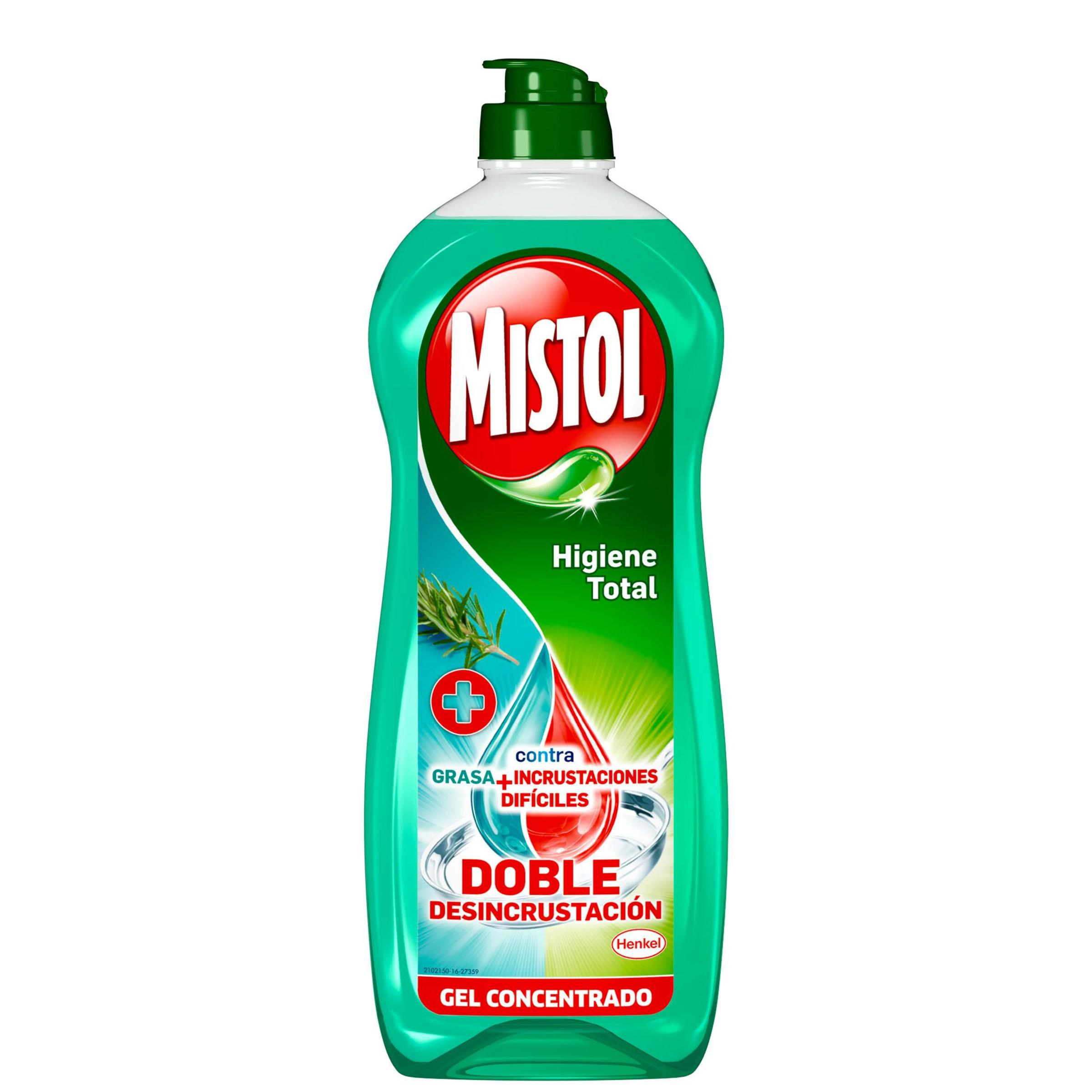 Mistol Higiene Total