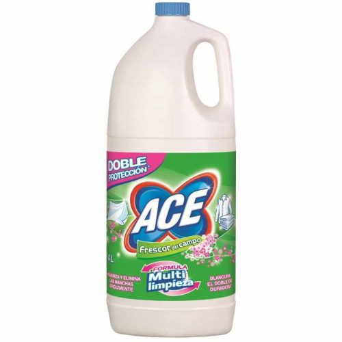 Lejia Ace Frescor 2L.Droguería online,venta de productos de limpieza de las mejores marcas.Líderes en artículos de limpieza.