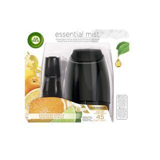 Essential Mist Aparato/Recambio Cítrico.Droguería online,venta de productos de limpieza de las mejores marcas.Líderes en artículos de limpieza.