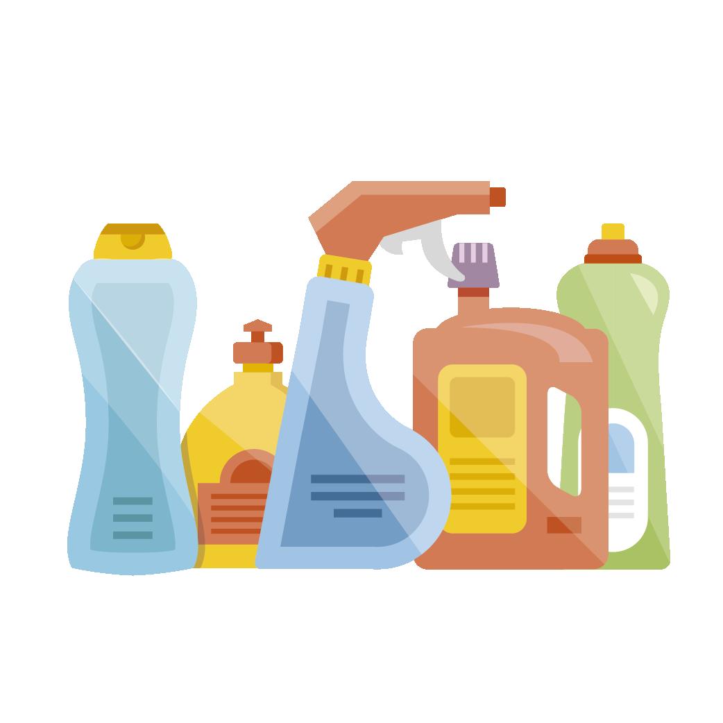 Limpiadores del hogar