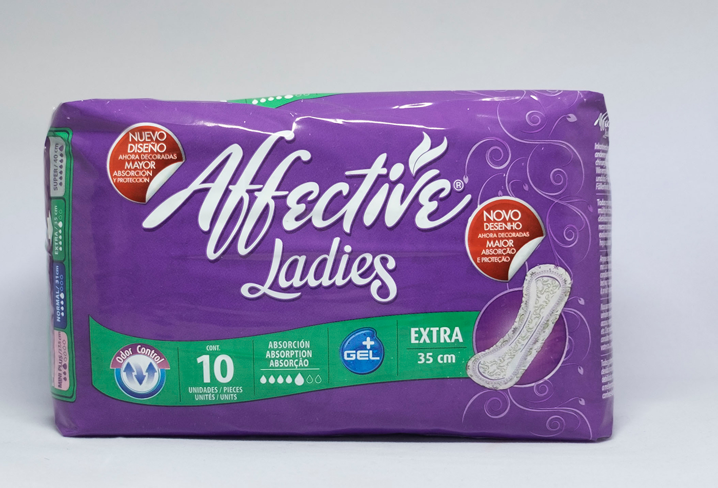 Affective Ladies Extra