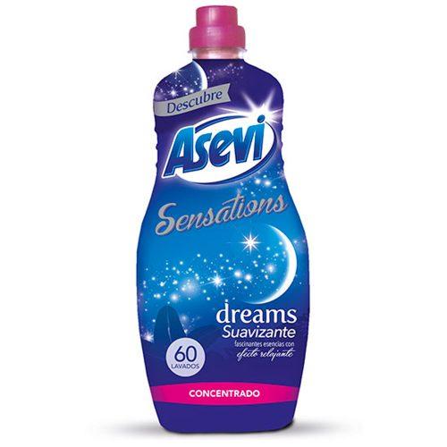 Asevi Suavizante Sensations Dreams.Droguería online,venta de productos de limpieza de las mejores marcas.Líderes en artículos de limpieza.