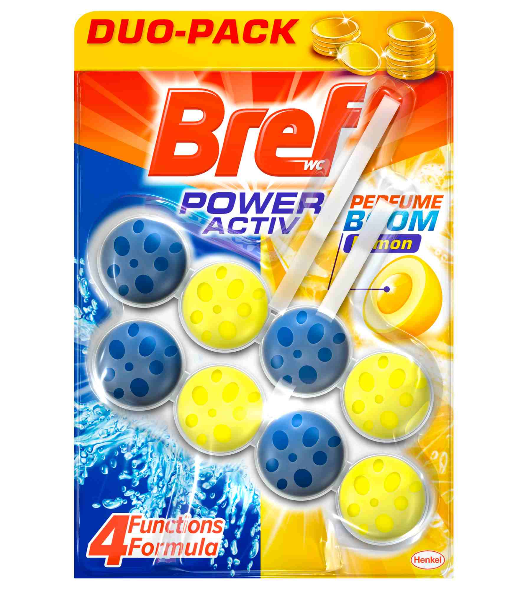 Bref Power Activ Limon