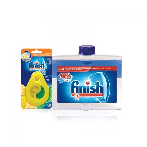 Limpia Máquinas Finish/Ambientador.Droguería online,venta de productos de limpieza de las mejores marcas.Líderes en artículos de limpieza.
