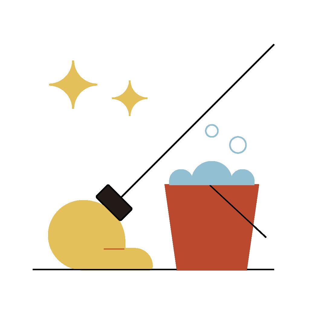 Limpiadores de suelo y superficies