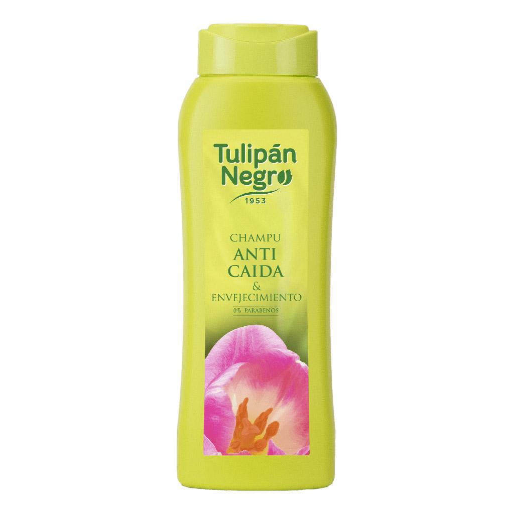 Champú Tulipán Negro Anticaida