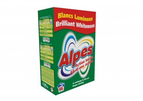 Detergente Alpes.Droguería online,venta de productos de limpieza de las mejores marcas.Líderes en artículos de limpieza.