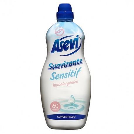 Suavizante Asevi Sensifit.Droguería online,venta de productos de limpieza de las mejores marcas.Líderes en artículos de limpieza.