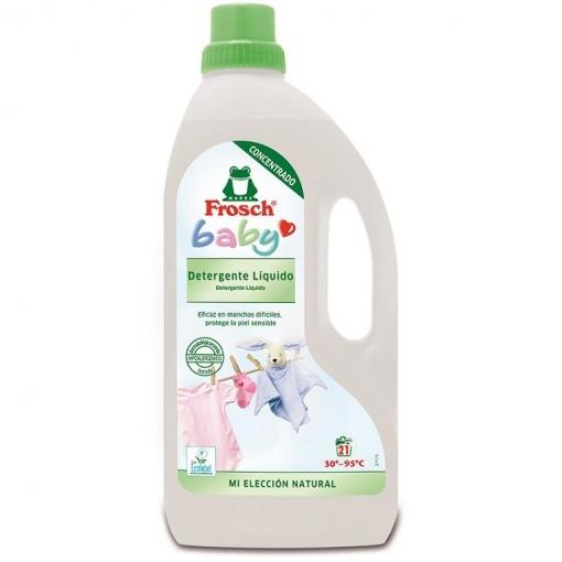 Detergente Frosh Baby