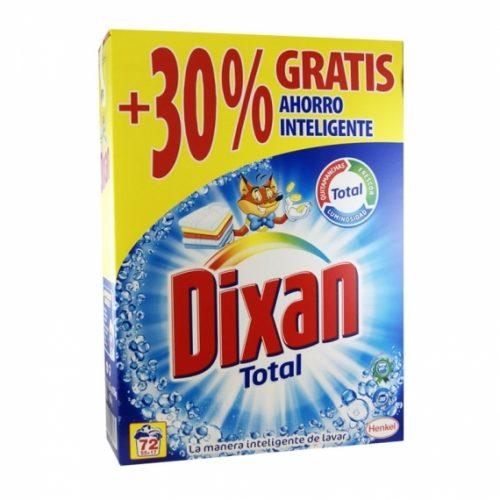Detergente Dixan.Droguería online,venta de productos de limpieza de las mejores marcas.Líderes en artículos de limpieza.