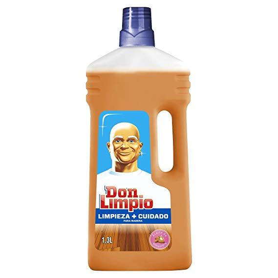 Don Limpio Madera