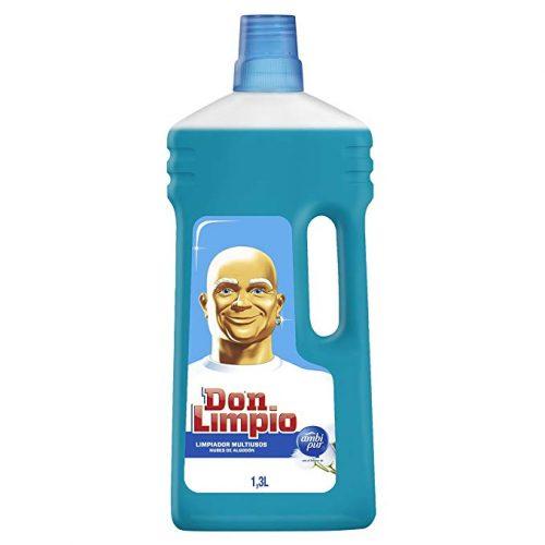 Don Limpio Nubes de Algodón.Droguería online,venta de productos de limpieza de las mejores marcas.Líderes en artículos de limpieza.