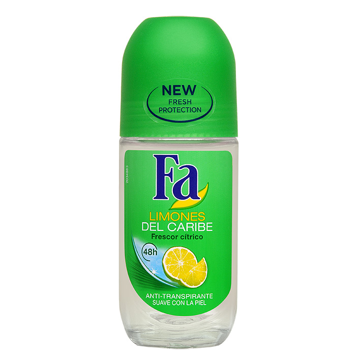 Fa Limones del Caribe Roll-on