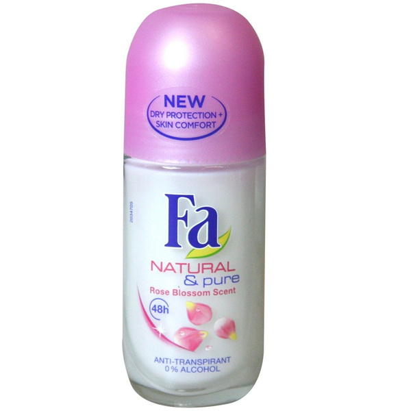 Fa Natural&Pure Roll-on