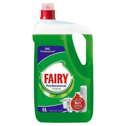 Fairy Profesional 5l.Droguería online,venta de productos de limpieza de las mejores marcas.Líderes en artículos de limpieza.